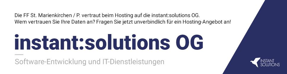 instant:solutions OG - Hosting